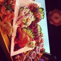 Best Sushi in Rio! Buda Sushi