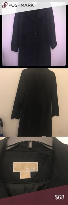 MICHAEL Micheal Kors Trench Michael by Michael Kors trench.  94 inches long 19 inches wide MICHAEL Michael Kors Jackets & Coats Trench Coats
