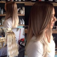 A beautiful ombre style done by Charlene. Book online @ www.sdhair.co.uk or call the salon on 01179 502 402 to make an appointment with Charlene!
