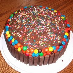 Candy Lover's Cake