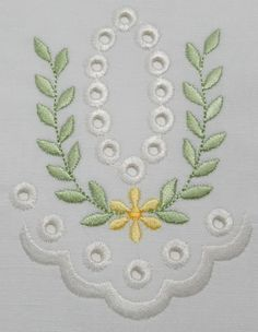 Eyelet Borders Machine Embroidery Designs by SewCreativewithSnez