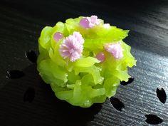 上生菓子 - 大和市 福田 桜の名所 千本桜の 和菓子 みどりや