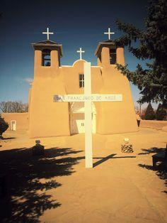 San Francisco de Asis Church, Taos, New Mexico