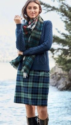 Scottish Outfit Pictures hot scottish women in 2019 scottish clothing scottish Scottish Outfit. Here is Scottish Outfit Pictures for you. Scottish Dress, Scottish Clothing, Scottish Fashion, Mode Tartan, Tartan Kilt, Tartan Dress, Campbell Tartan, Preppy Style, My Style