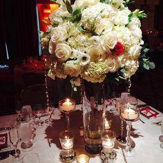 The fantasy is complete!! Happy bride Happy Life#flybride #fabflorals  #hyatthuntington #5starweddings #allwhite #ocweddings  #destinationbouquet