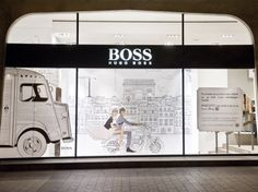 "Hugo Boss ""Love Stor"