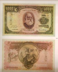 1.000 escudos I , 1922