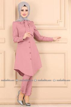 Combine, Dress Combines, Hijab Kombine Prices Page 4 Western Dresses For Women, Work Dresses For Women, Stylish Dresses For Girls, Stylish Dress Designs, Iranian Women Fashion, Muslim Fashion, Modele Hijab, Hijab Fashionista, Baby Frocks Designs