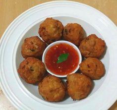 Baking's Corner: Yam meatballs