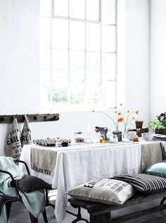 MORE SPRING IDEAS BY H&M HOME