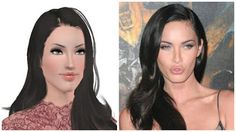 Megan Fox on Sims 3  https://www.youtube.com/channel/UCYlOZLvFSXFORO0S4g4B-2w https://kitylindasims3.blogspot.com