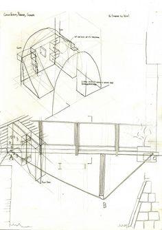 Museo Castelvecchio, Verona (1959-1973). Restauro Arch. Carlo Scarpa.