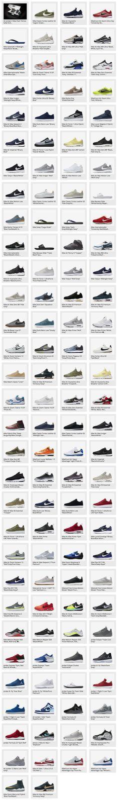 122 Nike & Jordan Brand Sneakers That Recently Released in Europe