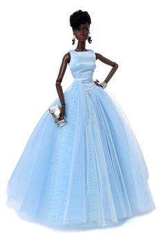 ©2015 Integrity Toys, Timeless  Adèle Makéda™ Dressed Doll
