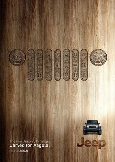 #Jeep: Carved for Angola