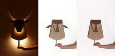 Pop Up Lighting by Chen Bikovski | 1 Design Per Day