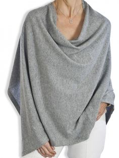 A catherine Robinson cashmere poncho - on my Christmas list.