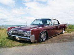 64 Lincoln Continental