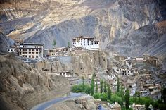 Monasteries in Ladakh, an entry to Himalayan Budhism