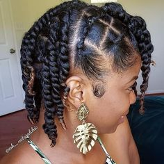 Should Afro Carribean Hair Be Natural Or Chemically Processed? Afro Kinky Hairstyles, Natural Braided Hairstyles, Protective Hairstyles For Natural Hair, Natural Hair Braids, 60s Hairstyles, Hairstyles Videos, Flat Twist Hairstyles, Dreadlock Hairstyles, Black Hairstyles