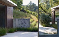 zack devito architecture / mountain aerie, calistoga