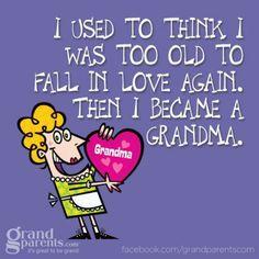 To: My unborn grandchild...due in April 2015 <3