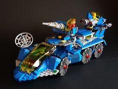 Classic Space MRDU - Modile Recon & Defense Unit | by Brick Spirou