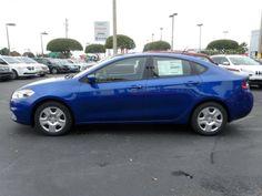 2014 Dodge Dart SE - Blue Streak Pearlcoat