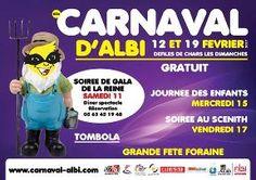 Guide 2017 des plus beaux carnavals de France: le calendrier et les programmes! - Evous