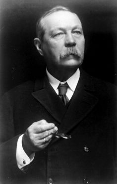 Happy Birthday Sir Arthur Conan Doyle - A Tribute To The Prolific Genius Who Inspired Generations...