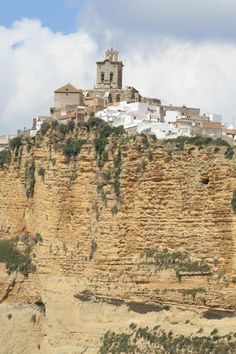 Arcos de la Frontera, Cádiz,  Spainhttp://www.pinterest.com/jendawg84/places-ive-been-in-spain/