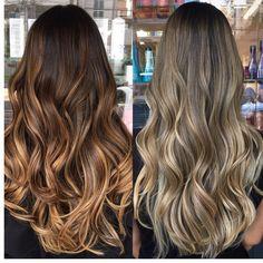 Haarmodelle mit den besten Maltechniken von 2018,  ##frisuren ##haarschnitte ##Neueste #genel #Haarmodelle #hairstyle,