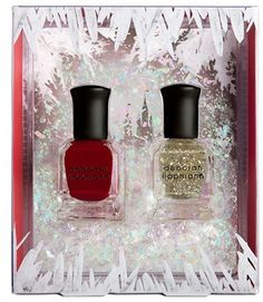 Deborah Lippmann Ice Queen Nail Color Duo - No Color