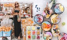 Hippie Lane founder reveals how she makes food rainbow | Daily Mail Online