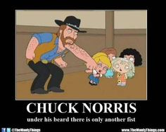 If someone tells a Chuck Norris joke in the woods and he's not around to hear it, will that person still die at the hands of Chuck? Yes. Chuck Norris hears everything. Chuck Norris pictures, facts, and memes have become so common, it's hard to remember a time when the world didn't quake ...