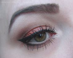 Nachgeschminkt Juli 2014 - Summer Eye Makeup ORANGE YOU GLAD...