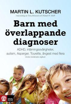 Barn med neuropsykiatriska funktionsnedsättningar har ofta flera olika diagnoser. I den användbara handboken Barn med överlappande diagnoser beskrivsde vanligaste diagnoserna och det mest centrala man bör känna till om orsaker, symtom och behandling....