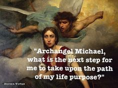 Archangel Michael, Doreen Virtue