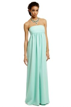 Mint Kisses Gown - Wedding Dresses by Tibi - Loverly