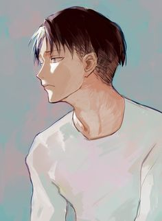 Levi he looks so sad :( Eren probably turned him down.<------- lol yes. Pinning for this comment.