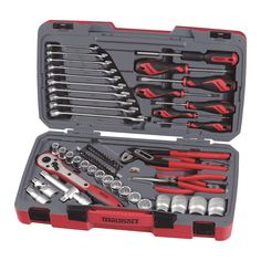 68 Piece 1/2 inch Drive Multi Function Tool Set