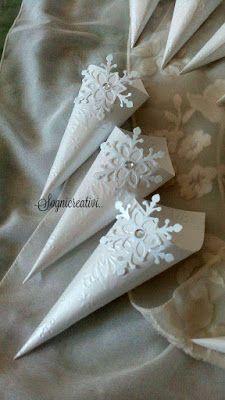 Sognicreativi Wedding and Events: Matrimonio invernale con cristalli di neve bianco total white con bordeaux