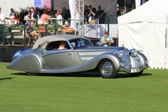 1937 Horch 853 Voll and Ruhrbeck Sport Cabriolet