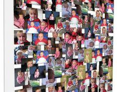 Collage sur toile Personnalisez vos Photos en par FlolliePopDesigns