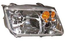 2002-2005 Volkswagen Jetta Headlamp w/o Fog Lamp RH