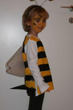 Fasching:: Biene Style, Bees, Stylus