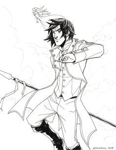 """The Stormlight Archive - Kaladin and Syl """"The Sky Was His"""""""