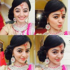 Helly shah is such a selfie buff! Take a look at her pictures and find out why! Cute Girl Face, Cute Girl Photo, Dreamy Photography, Wedding Photography, Deepika Singh, Helly Shah, Bollywood Stars, Beautiful Indian Actress, India Beauty