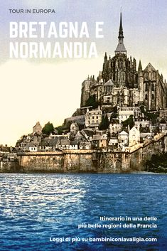 Brittany and Normandy- Bretagna e Normandia Travel itinerary between Brittany and Normandy - Wonderful Places, Beautiful Places, Mont Saint Michel France, Big Ben, Cool Places To Visit, Travel Guides, Wonders Of The World, The Good Place, Travel Inspiration