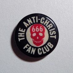 the anti-christ fan club